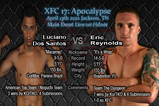 XFC17MainEvent