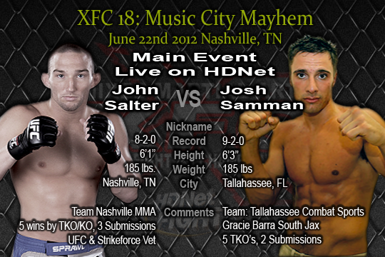XFC-18-Main-Event-John-Salter-vs-Josh-Samman-Live-on-HDNet