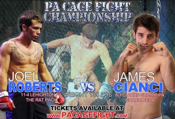 Cianci vs Roberts