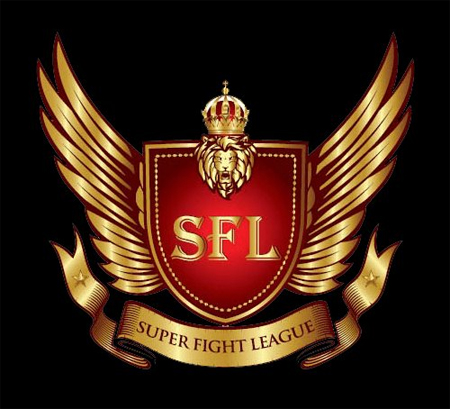 SuperFightLeagueLogo