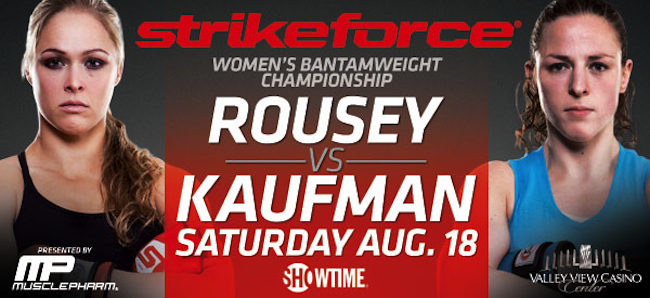 rousey-vs-Kaufman-poster