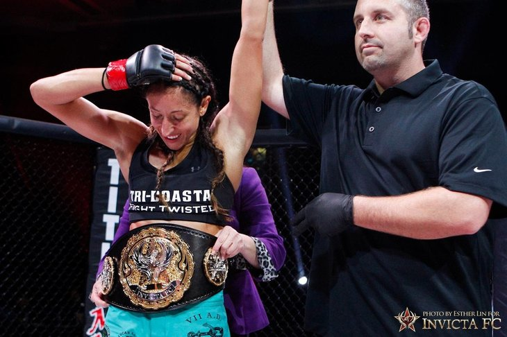 InvictaFC3winner