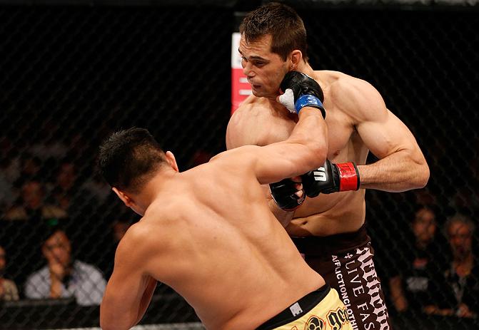 Cung Le UFC Macao