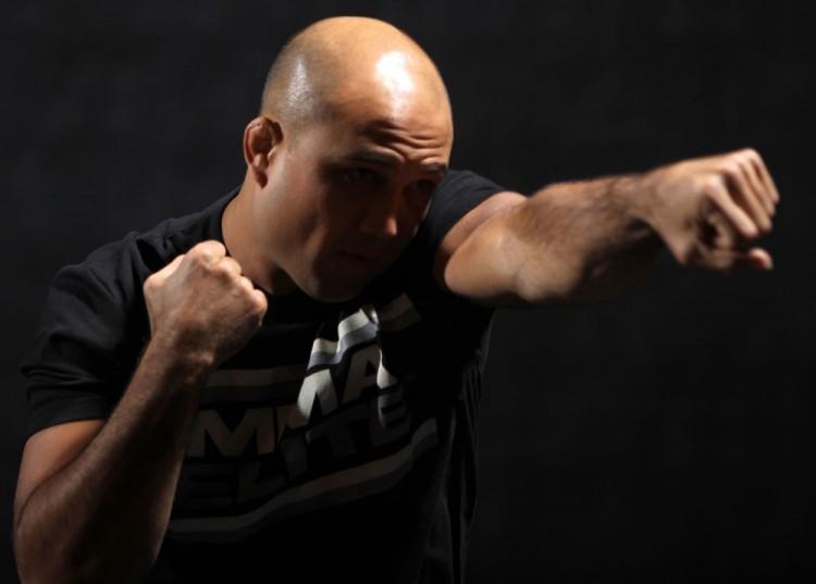 UFC 137: Penn vs. Diaz - Open Workouts