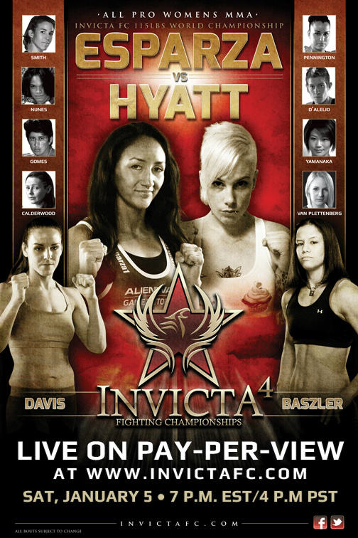 Invicta_FC_4_fight_poster part 2