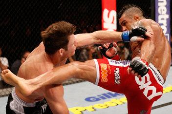 UFC on FX: Belfort v Bisping