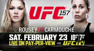 Rousey vs Liz 2
