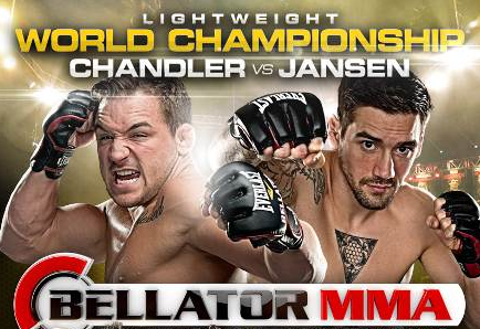 Chandler vs Jansen