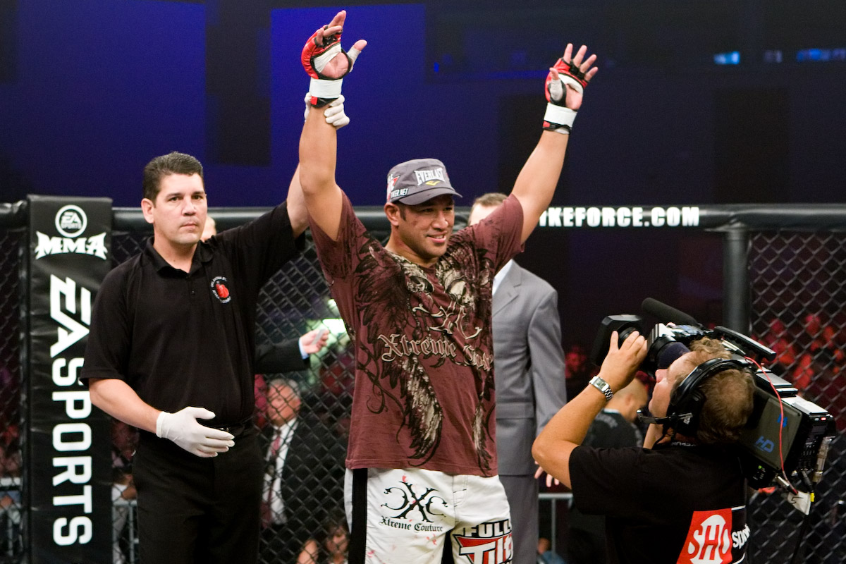 Ray Sefo victorious