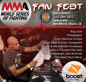 FanFest 2013 - WSOF4