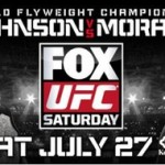 UFC Johnson Moraga