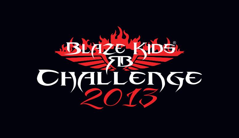 blaze kids 2013 logo