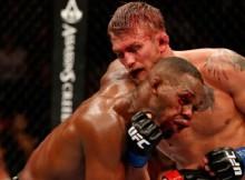 UFC 165: Jones v Gustafsson